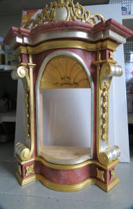 Altar Lackner, Rauris