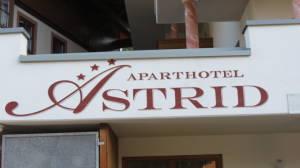 Aparthotel Astrid, Saalbach