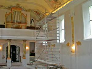 Pfarrkirche Bucheben, Rauris